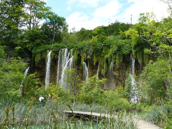 Plitvička Jezera Nacionalni Park, Plitvicka Jezera Nacionalni Park