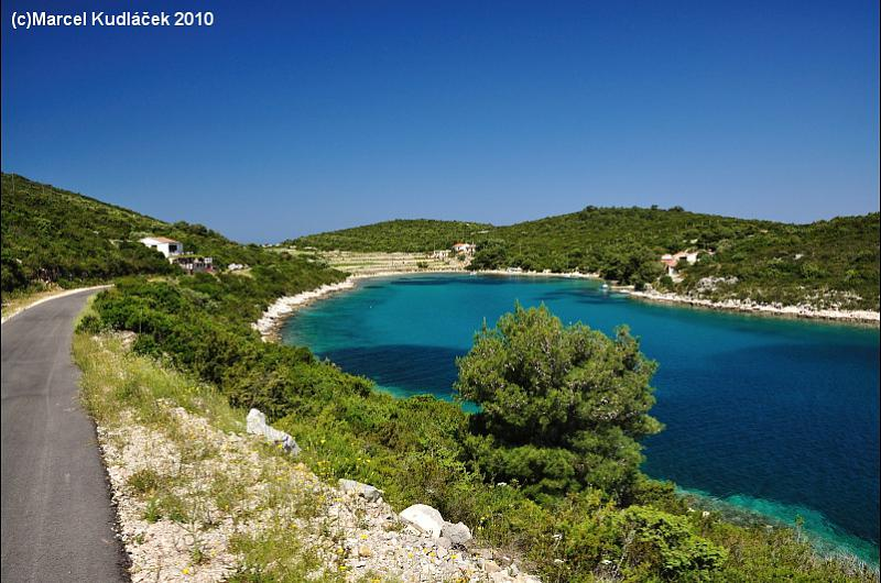 Otok Vis,  Isola Lissa,  Isola di Lissa