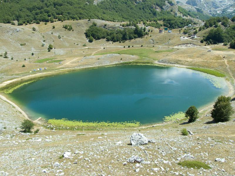 Bukuminsko Jezero, Bukumirsko Lake