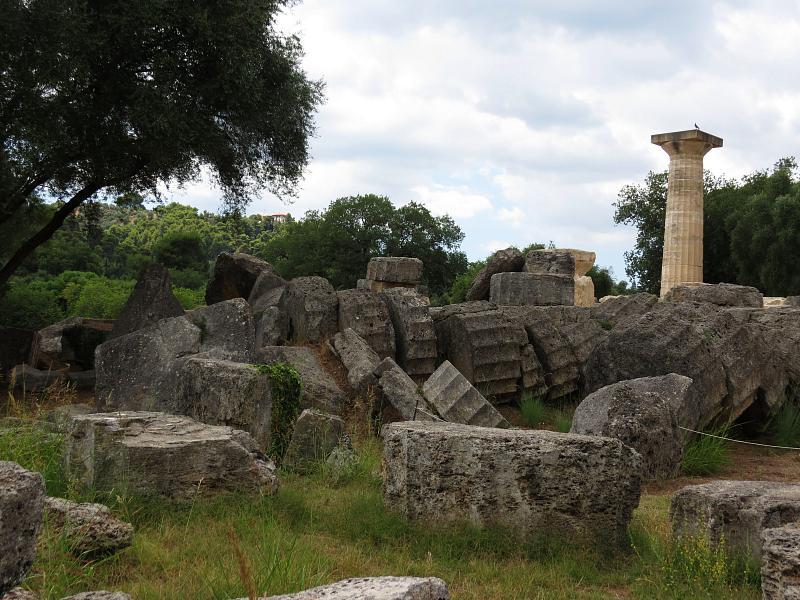 Archaía Olympía,  Archaia Olympia,  Arkhaia Olimbia