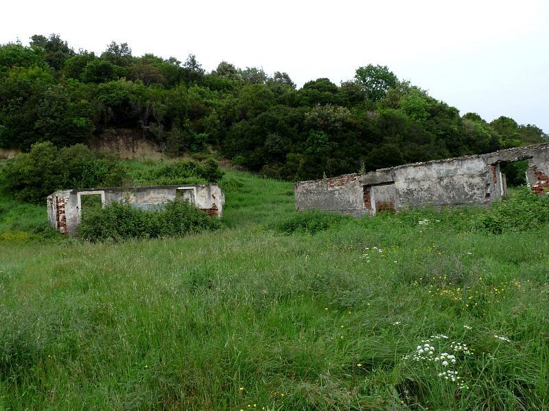 Kepi i Rodonit,  Capo Rodoni,  Hunde e Muzlit