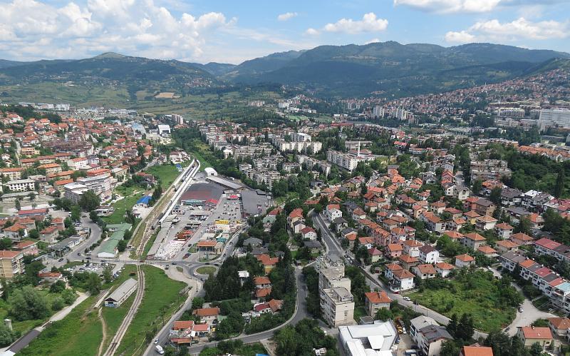 Sarajevo,  Bosna-Sarai,  Saraeva