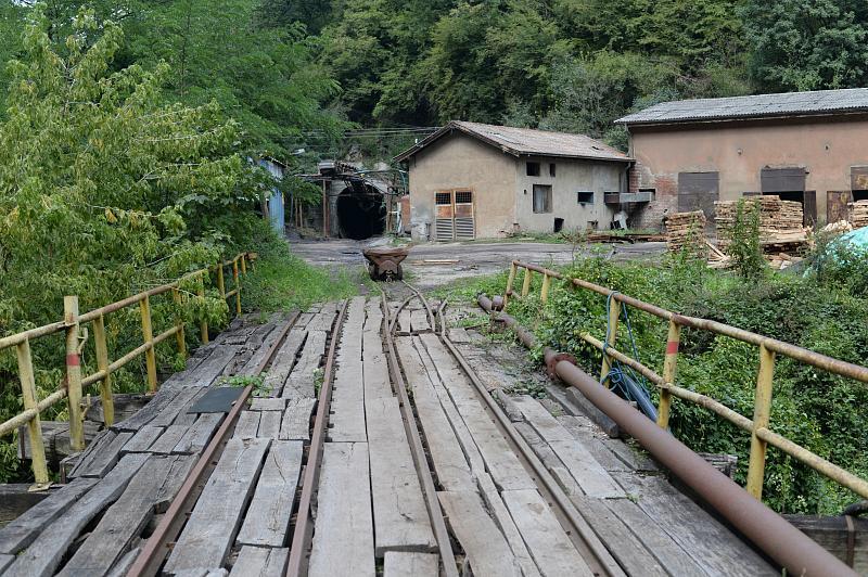 jama Jelovac, rudnik Rešavica