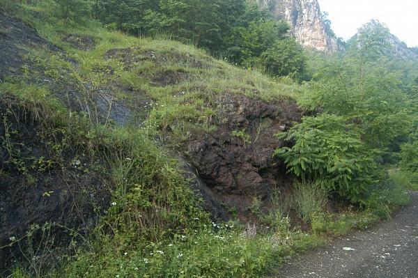 Sokolský klášter, monastery in Sokol Mts., Sokolac