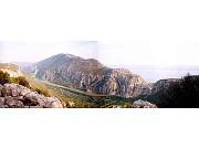 kaňon Cetiny u Omiše