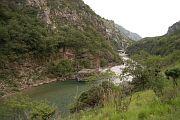 Kaňon řeky Morača