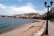 Nejznámější albánské letovisko na pobřeží Jónského moře – Sarandë