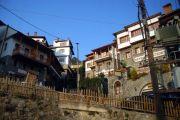 Horské městečko Epiru