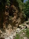 Noupandi gorge, Proastion