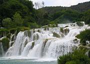 Slapovi Krke, Krka Falls