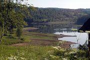 Vlasinské jezero, Vlasin lake