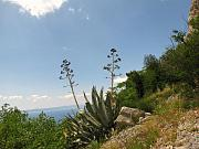 Biokovo nad vesnicí Kotišina